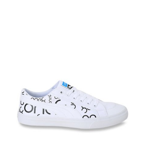elige auténtico chic clásico 50-70% de descuento Men Material Puma One8 White Sneakers, Rs 3299 /piece, Tata CLiQ ...