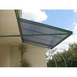 4MM Polycarbonate Awnings