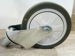 TPR Grey Rubber Wheel