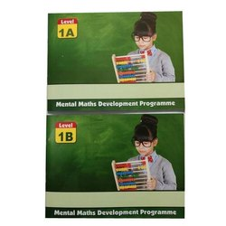 Level 1 Mental Maths Development Program Book