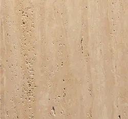 Dining Halls Beige Travertine Italian Marble, Application Area: Flooring, Thickness: 16 mm