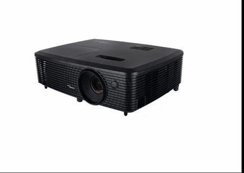 DLP Svga Optoma Projector S341, Throw Distance: 1.2 - 12 Metres, Brightness: 3200 Ansi Lumens