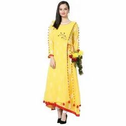 LKAAAF-25 Full Sleeve Ladies Kurti