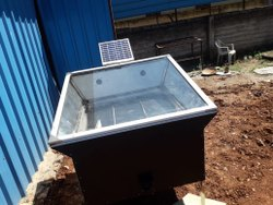 Solar Cabinet Dryers For Fruits And Vegetables 25 Kg