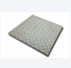 Stainless Steel Diamond Plates