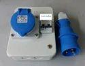 Manual Prudent Distribution Box 32 Amp Single Phase, Ip Rating: Ip44