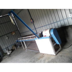 Chain Link Fencing Making Machine