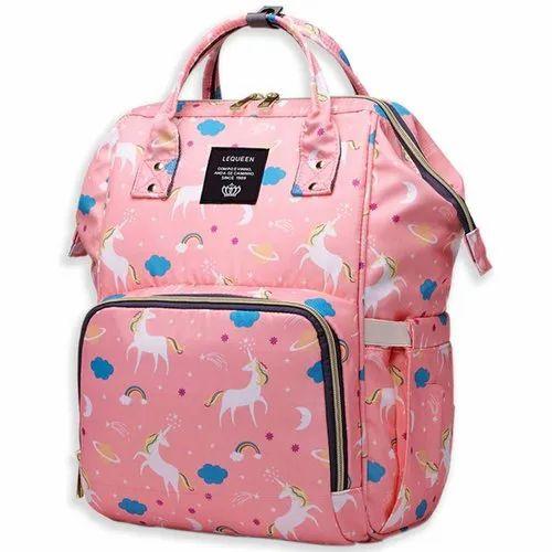 a32dc65d7 Pink Bembika Diaper Bag, Rs 1610 /piece, Bembika International   ID ...