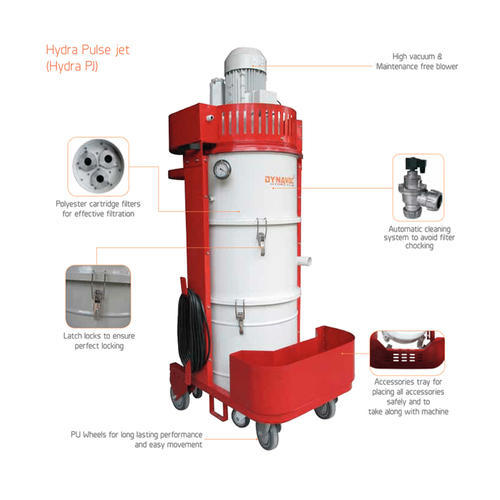 Hydra Pulse Jet Wet & Dry Vacuum Cleaner