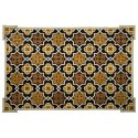 Traditional Stone Inlay Marble Table Top