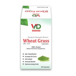 Wheat Grass Cap