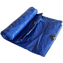 普通聚酯防水布,尺寸:18x15英尺