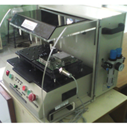 Apex High Voltage Pneumatic Operated Machine