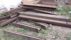 Old Rail Lines Scrap