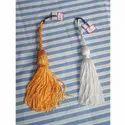 Multicolor Silk Tassel