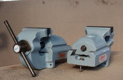 Orcan Cast Iron Bench Vise Jaw width 4