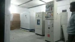ELECTRICAL SUBSTATION WORK