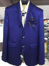 Blue Designer Suit