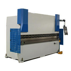 Semi-Automatic CNC Synchro Press Brake Machine
