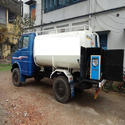 Mobile Fuel Transfer Tanker