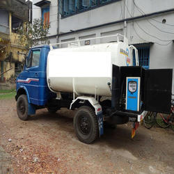 Mobile Fuel Transfer Tanker