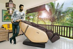 Leather Massage Chair LI5001-4