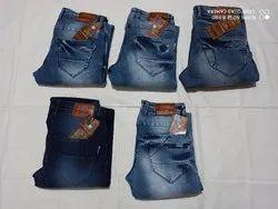 Toper Mens Jeans, Waist Size: 28*36