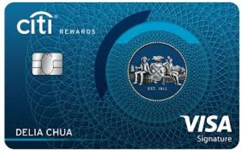 Citibank Rewards Credit Cards