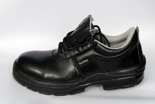Black Liberty Gliders Safety Shoes