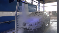 Brushless Car Wash Machine