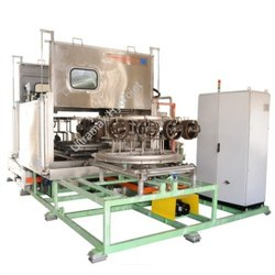 Railway Bearing Cleaning Machine