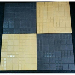 Matrix Chequered Floor Tiles