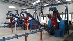 Briquetting Press Machines