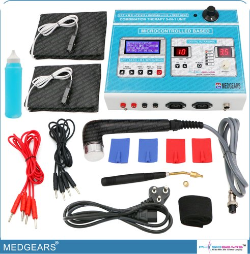 Physiogears 5 in 1 Combination Therapy Unit