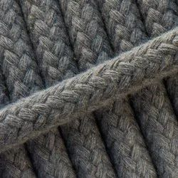 Dyed Braided Cotton Cord