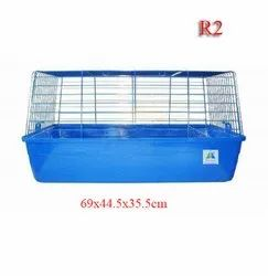 R2 Wire Mesh Rabbit Cages