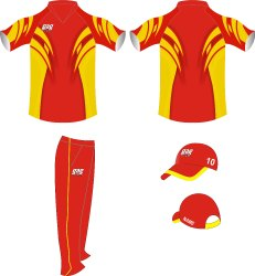 Cricket Jersey Design Maker