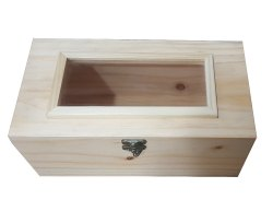 Wooden Jewelry Cum Vanity Storage Box