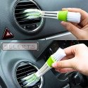MULTI-PURPOSE Car Air Outlet Vent Internal Cleaner Keyboard Dust Cleaning Brush