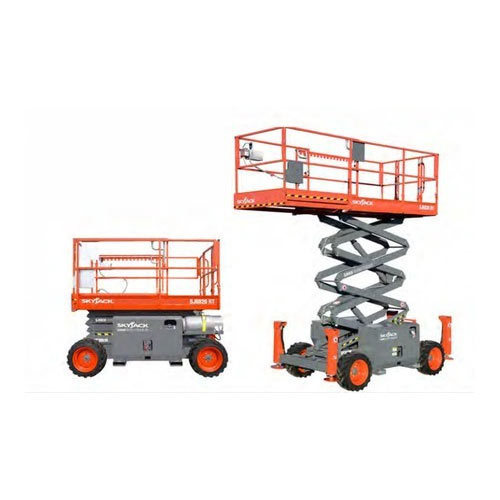 Self Propelled Rough Terrain Scissor Lifts