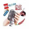Depend On Need Outdoor Radio Advertising Service, In Pan India, Offline & Online