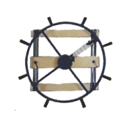 Nautical Cum Shoulder Wheel