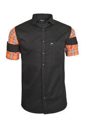 Designer Black Casual Shirt
