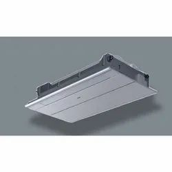Stainless Steel 3 Star 1 Way Haier Cassette Air Conditioner, Rotary