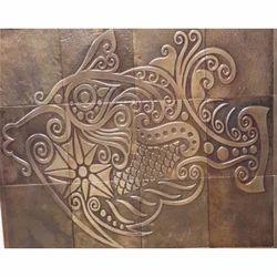 Designer Metal Wall Cladding