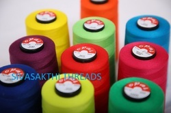 Dyed Red TKT 100 Sewing Thread