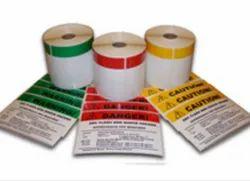 PC Label Vinyl Label Designing And Printing Service