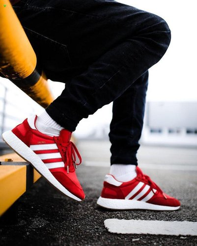 Adidas Iniki Red Shoes at Rs 2599/pair