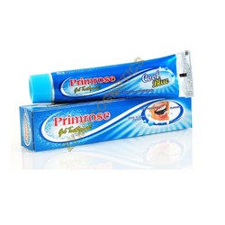Cool Minty Flavour Blue Gel Toothpaste