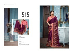 Bridal Designer Saree